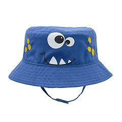 514ca2e87a6 Baby Boy Monster Sun Hat