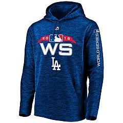 Men's Los Angeles Dodgers 2018 World Series Participant Hoodie