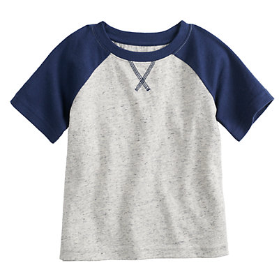 Toddler Boy Jumping Beans® Colorblock Raglan Tee