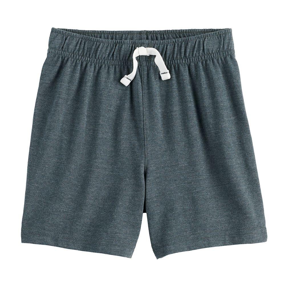 Toddler Boy Jumping Beans® Basic Jersey Shorts