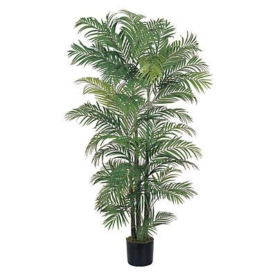 nearly natural 6-ft. Silk Areca Palm Tree