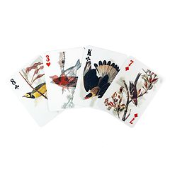 Kikkerland 3D Animal Playing Cards
