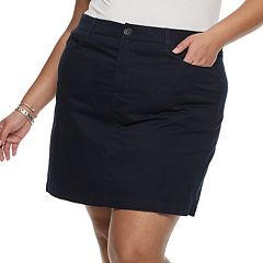 3b19233d91 Plus Size Croft & Barrow® Essential Skort