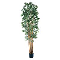 nearly natural 6-ft. Silk Japanica Bamboo Tree