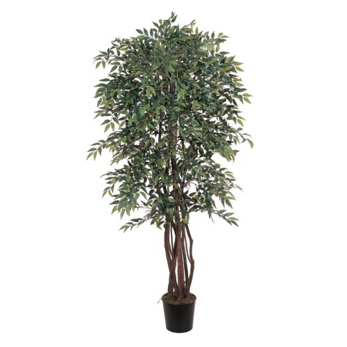 nearly natural 6-ft. Silk Smilax Tree