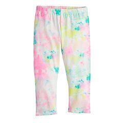 dccfbe390d405 Girls Pink Kids Crops & Capris - Bottoms, Clothing | Kohl's