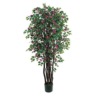 nearly natural Silk Bougainvillea Tree