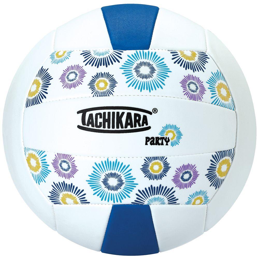 Tachikara SofTec Party Pattern Volleyball