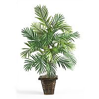 nearly natural Silk Areca Palm Tree