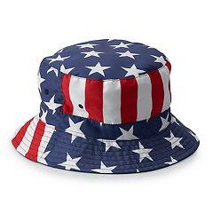 f328f65d92c Men s Urban Pipeline™ Reversible Americana Bucket Hat
