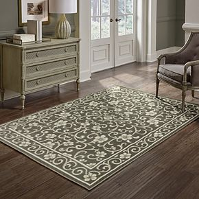 StyleHaven Floral Gardens Rug