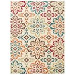 StyleHaven Floral Panel Rug