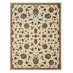 StyleHaven Floral Traditional Rug