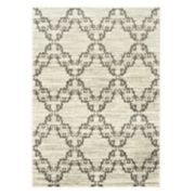 StyleHaven Filigree Lattice Rug