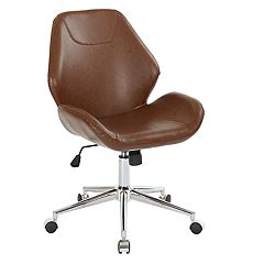 Avenue Six Chatsworth Faux Leather Office Chair