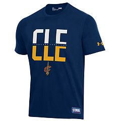 Men's Under Armour Cleveland Cavaliers City Abbreviation Tee