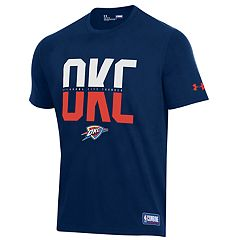 Men's Under Armour Oklahoma City Thunder City Abbreviation Tee