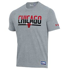 Men's Under Armour Chicago Bulls Split City Tee