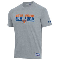 Men's Under Armour New York Knicks Split City Tee