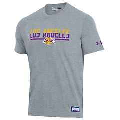 Men's Under Armour Los Angeles Lakers Split City Tee
