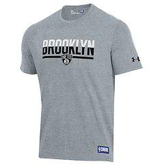 Men's Under Armour Brooklyn Nets Split City Tee