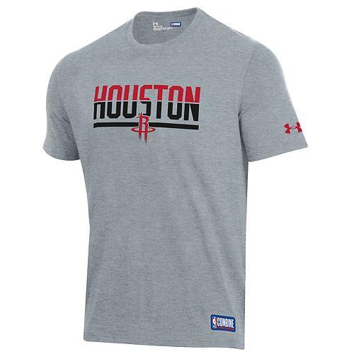 Men's Under Armour Houston Rockets Split City Tee