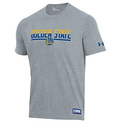 Men's Under Armour Golden State Warriors Split City Tee