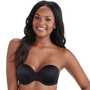 Women's Vanity Fair Nearly Invisible Strapless Underwire Bra 74202