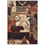 StyleHaven Wiley Nature Imprints Rug