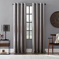 Archaeo Linen Blend Blackout Window Curtain