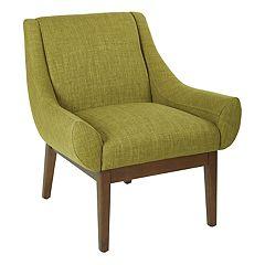 Avenue Six Couper Accent Chair