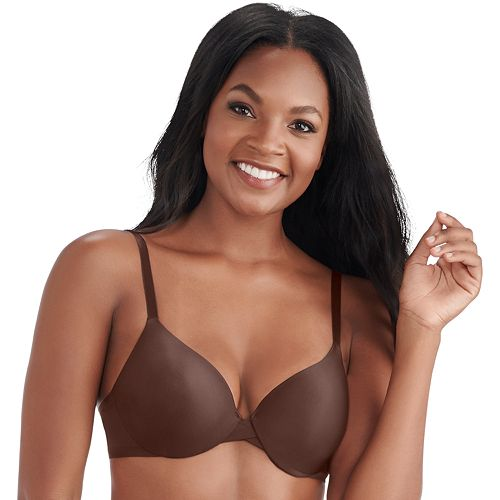 Women's Vanity Fair Nearly Invisible Full Coverage Underwire Bra 75201