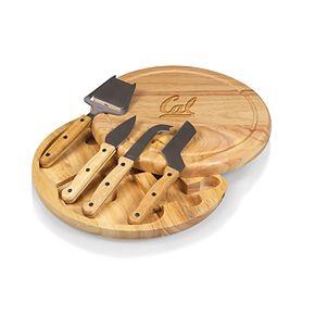Picnic Time Cal Golden Bears Circo Cheese Cutting Board Set