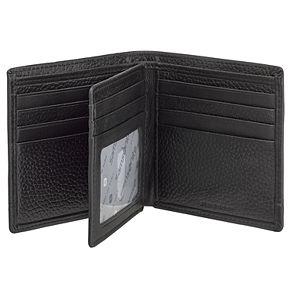 Men's Samsonite Serene RFID-Blocking Center-Flip Leather Billfold