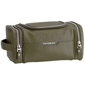 Men's Samsonite Dusk U-Zip Travel Kit