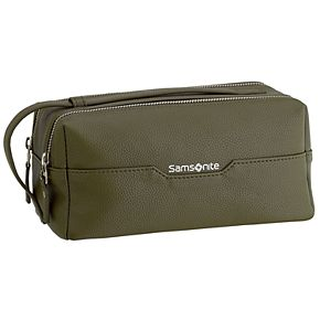 Men's Samsonite Dusk Convertible Strap Top-Zip Travel Kit