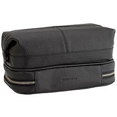 Men's Samsonite Serene Jumbo Leather Travel Kit and Accessory Set
