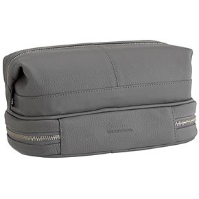 Men's Samsonite Serene Jumbo Leather Travel Kit and Accessory Set