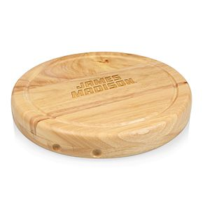 Picnic Time James Madison Dukes Circo Cheese Cutting Board Set
