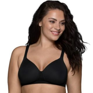 Women's Vanity Fair Breathable Luxe Full Figure Wirefree Bra 71265