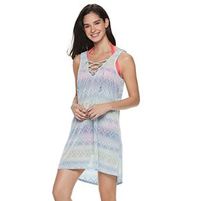 Women's Apt. 9® Lace-Up Cover-Up