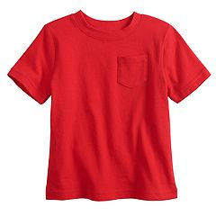 Baby Boy Jumping Beans® Solid Pocket Tee