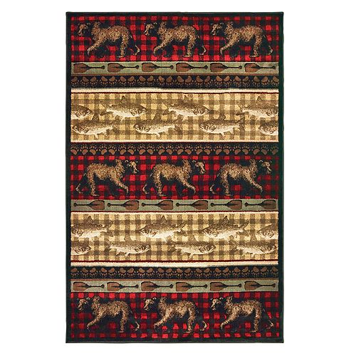 StyleHaven Wiley Forest Parade Rug