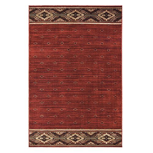 StyleHaven Wiley Tribal Warmth Rug