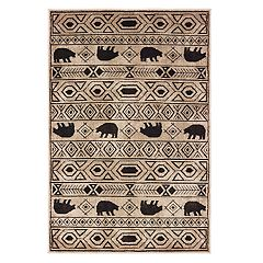 StyleHaven Wiley Tribal Stripe Rug