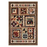 StyleHaven Wiley Primative Homestead Rug