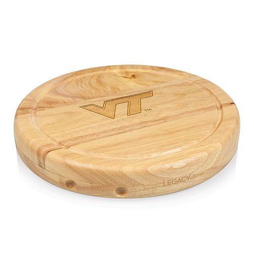 Picnic Time Virginia Tech Hokies Circo Cheese Cutting Board Set