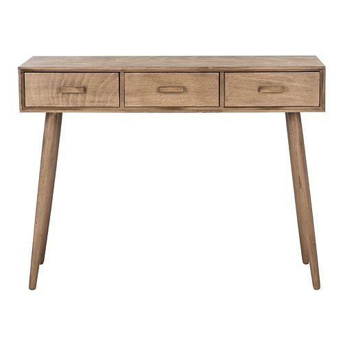 Safavieh Albus 3-Drawer Console Table
