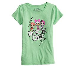 Girls 7-16 L.O.L. Surprise 'Rock On' Graphic Tee