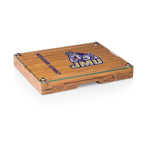 James Madison Dukes Concerto Glass-Top Cutting Board Set